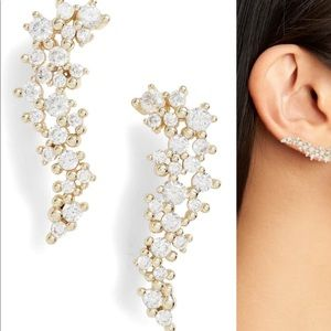 petunia earrings gold kendra scott